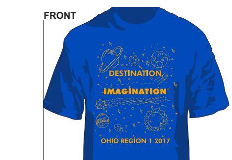 2017 Shirt contest winner
